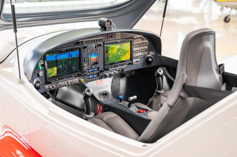 B23 - Cockpit